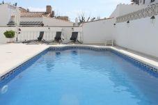 Maison avec piscine dans le quartier de Montseny