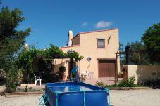 Chalet à Ametlla de Mar pour 7 personnes avec 3 chambres