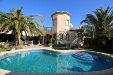 Villa à Denia pour 4 personnes avec 2 chambres