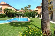 Appartement avec piscine dans le quartier de Montañar I