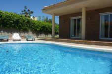 Villa à Mont-Roig del Camp à 3 km de la plage